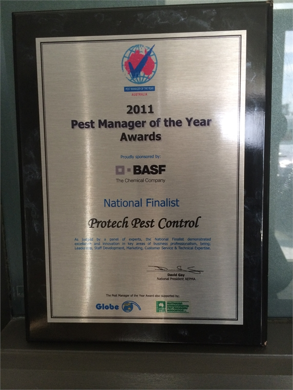 Protech Pest Control Gallery