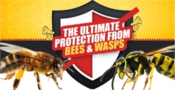 How Not Knowing the Difference Between Bees and Wasps can Endanger You!